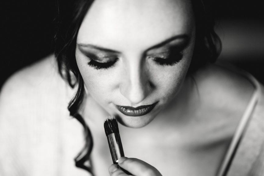 make up portrait