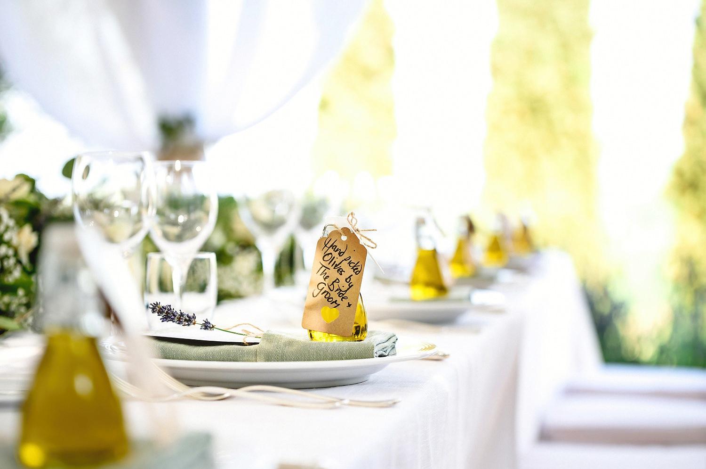 Wedding details at a destination wedding in Italy taken by Essex Wedding Photographer