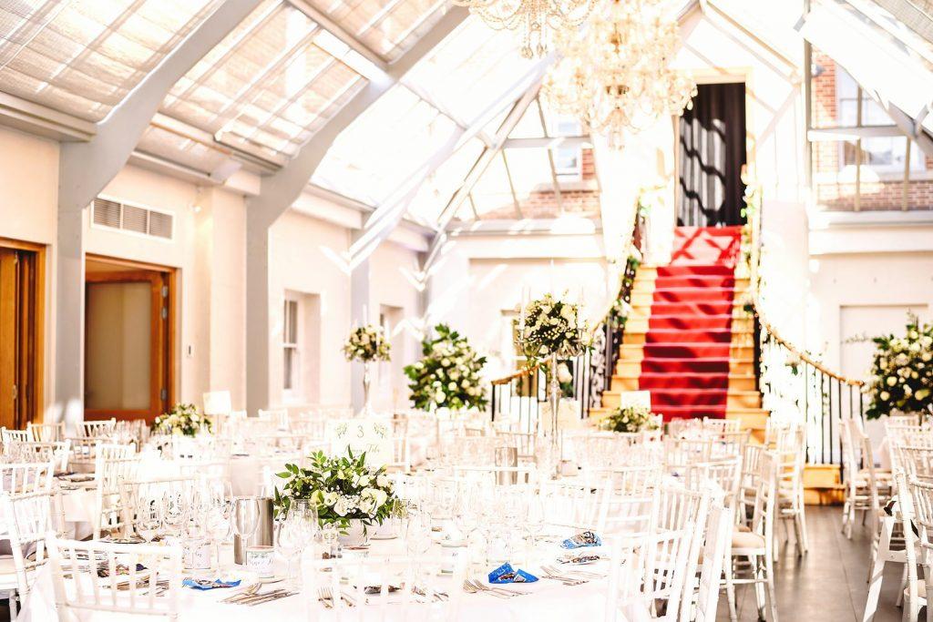 botleys mansion wedding reception