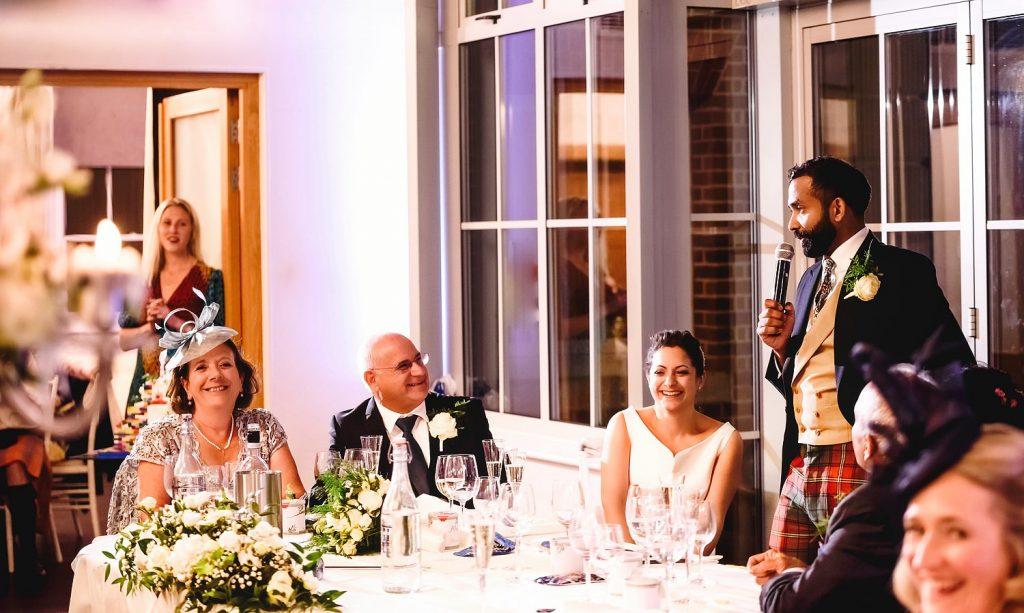 groom speech at botleys mansion